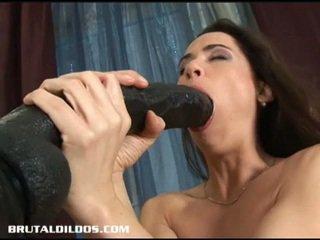 brunette porn, toys porn, insertion porn, european porn