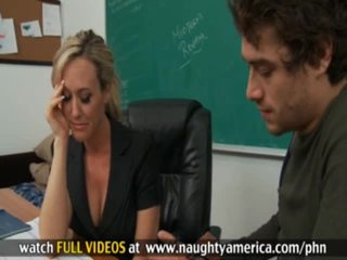 Studente un professor xander corvus, brandi mīlestība