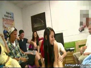 college video-, hardcore sex thumbnail, controleren groepsseks actie
