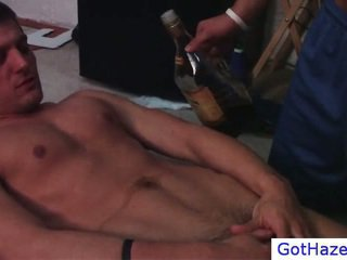 Person Has Hazed By Party Of Boozed Persons