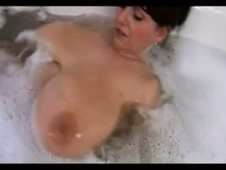 Great White Titties In The Shower