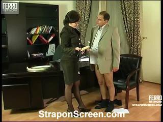 dikke kont film, heetste strapon sex neuken