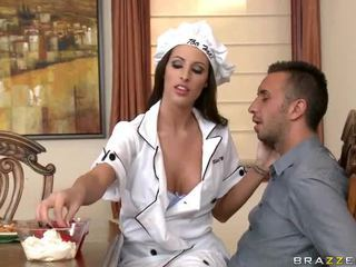 watch brunette real, any big dicks more, brazzers