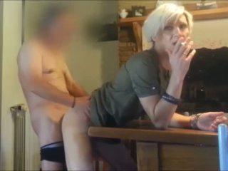 online roken, crossdresser, meest eigengemaakt porno