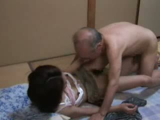 watch japanese, daughter, rated grandpa