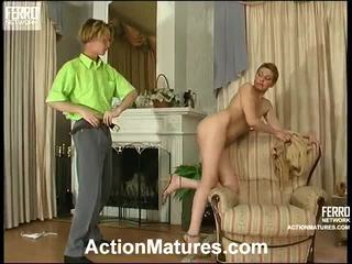 Alice And Tobias Pretty Mommy Inside Action