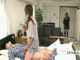 Subtitled jepang murid wedok rumah sakit mom aku wis dhemen jancok ngejutno