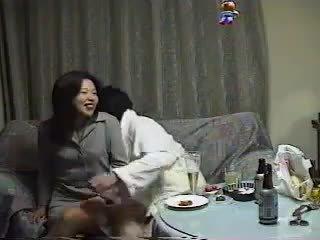 корейська, любитель, азіатський