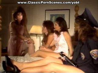 alle groepsseks gepost, echt lesbische seks, echt wijnoogst video-