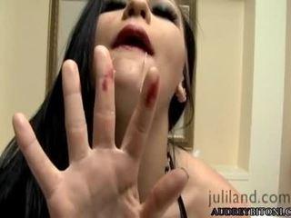 een tieten porno, meer brunette actie, nieuw grote borsten video-