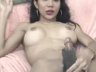 beste groot seks, solo video-, heetste ladyboy thumbnail