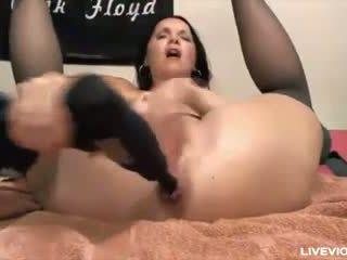 kinky, masturbating, cougar