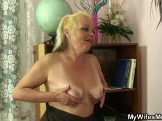 My Wifes Mom: Picture my mother in law naked