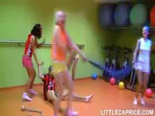 Aerobics sex