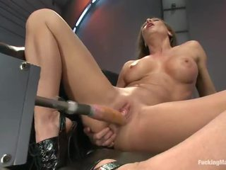 Dazzling Ariel X Gets Two Sticks In Her Erotic Ass Hole