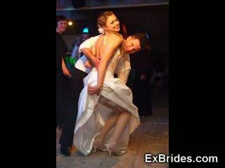 amateur bride girlfriend gf voyeur upskirt gf wife lingerie wedding model public real butt stockings nylon Naked
