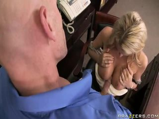 Blake Rose Huge Anal Shag Inside The Office