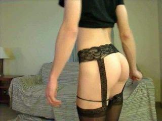 fun webcam, watch crossdresser, lingerie