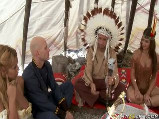 Pocoho: the treaty apie peace