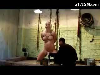 torture, bondage, real maledom