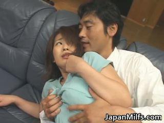 Ageha Aoi Asian MILF Fucking