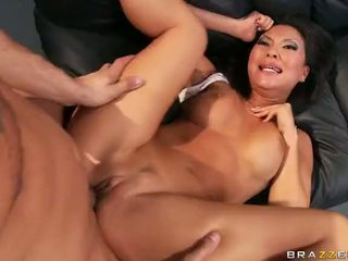 Азиатки порно звезда asa akira gets а double penetration видео