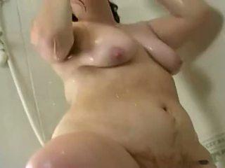 schön dusche, beobachten höschen hq, reifen nenn