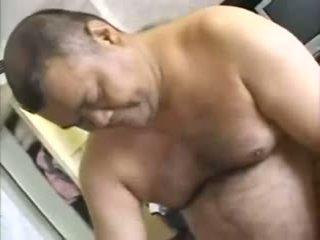 japanse, matures vid, meer trio mov