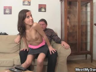 BJing Debauchery Not Far From Her BF's Family