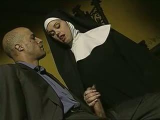 seksi, jahat, itali, nuns