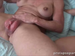 Pumped Pussy Prolapse Mash