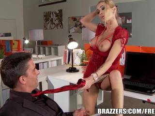Brazzers - Devon's office anal