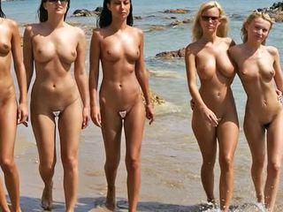 Nua praia moda exposição 2