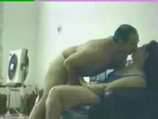 Arab 큰 아름다운 여자 집에서 만드는 섹스