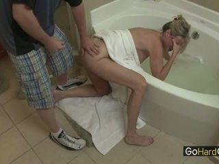 Jodi West Hard Fucked by a handsome dude