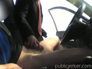 caught jerking 9