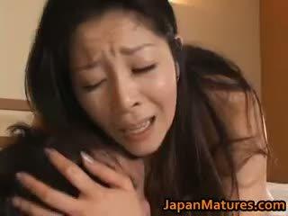 Ayane Asakura Mature Japanese Woman Gets Part1