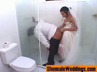 Bruna เซ็กส์แปลกๆ กระเทยแปลงเพศ เจ้าสาว