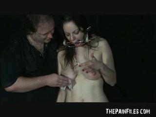 Extrem ac tortura de amator slavegirl beau