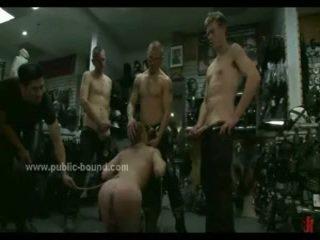Gay Gang Gangbang Sex With Group Of Hunks
