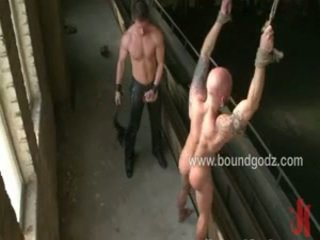 Tristan Jaxx Is A Sexy New Dom And This Chab Trains His Slave Drake Jaden An Eager Resigned Boy