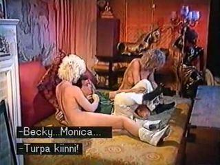 クラシック ポルノスター: jeanna 罰金
