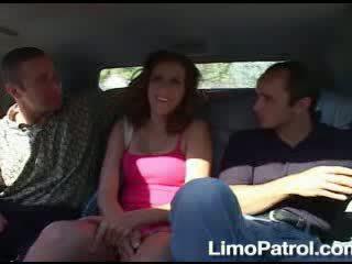 mooi sarah video-, kwaliteit limo, patrol actie