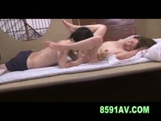 nice milf posted, asian video