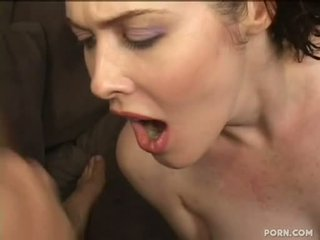 Older Fuckslut Mae Victoria Rubs Clitoris As Cum Hole Gets Plowed With Cock Then Facial