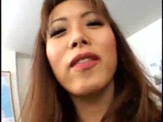 Japanese Porn Fellatrix Fujiko Kano Gives Irrumation