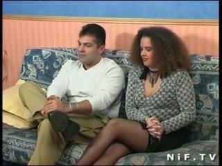 צרפתי חובבן זוג doing אנאלי סקס ב מול של שלנו