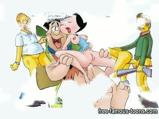 cartoons am meisten, famous toons sehen
