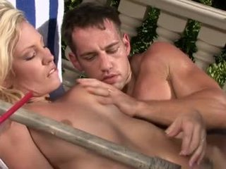 Concupiscent lover kiara dinae jest getting screwed na to guyr twat i loves to