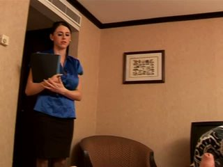 Nikita Law and Louise Jenson handjob Video